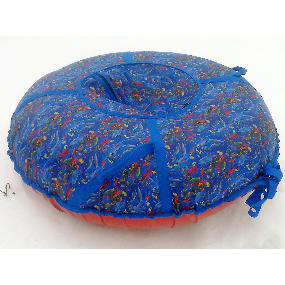 Тюбинг-санки надувные дизайн