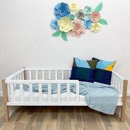 Кроватка детская Dreams Basic Бук, фото 1