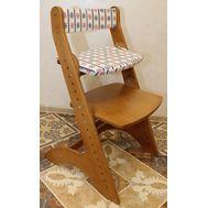 Мягкая сидушка для растущего стульчика, фото 1