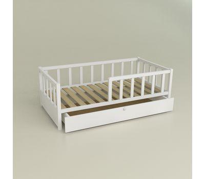 Кроватка детская Dreams Basic Бук, фото 5