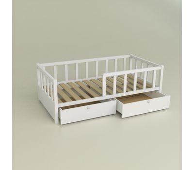 Кроватка детская Dreams Basic Бук, фото 6