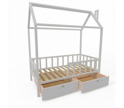 Кроватка-Домик Dreams Classic Бук, фото 3