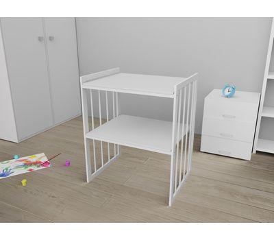 Овальная кроватка из массива бука Dreams Стандарт 8-в-1, фото 9