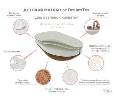 Матрас DreamTex для кроватки-трансформера, фото 2