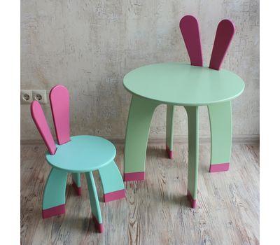 Стул и стол Зайчонок, фото 1
