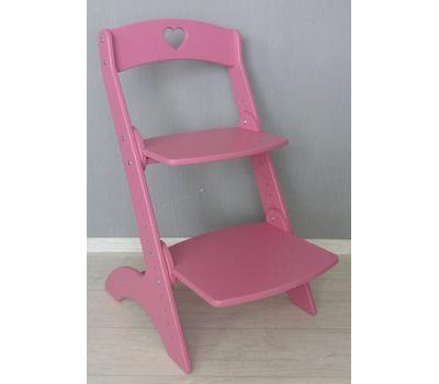 Растущий стул ЭКО мод. 2 Сердечко, фото 1